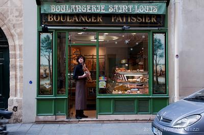 The boulanger