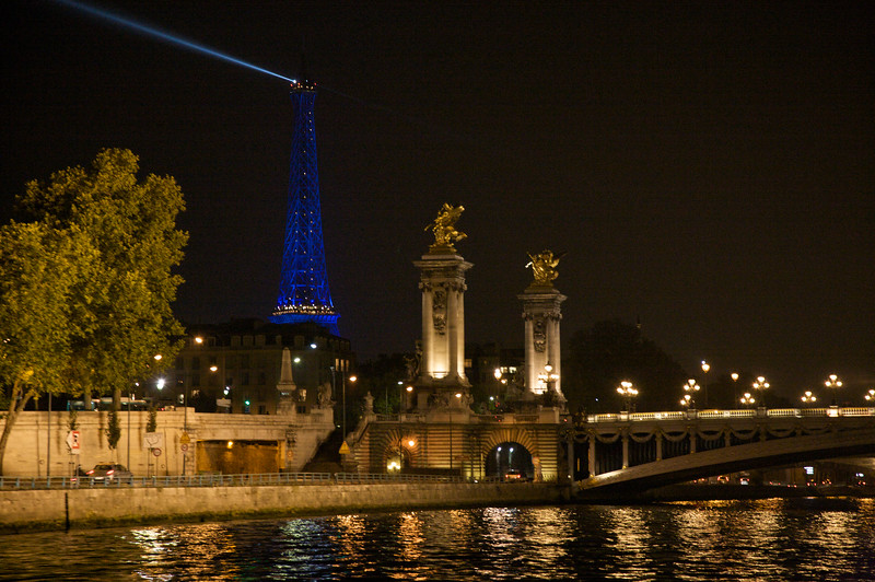 View from Seine River
