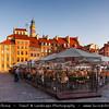 Europe - Poland - Polska - Warsaw - Warszawa - Historic Centre o