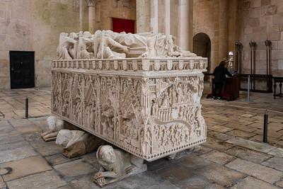Alcobaça Monastery, Portugal, 2019