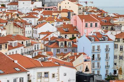 Lisbon, Portugal, 2019