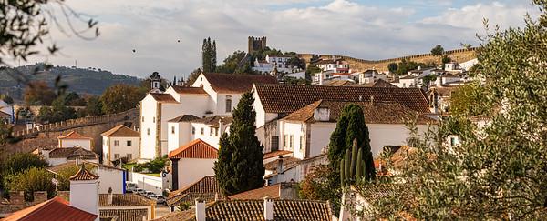 Óbidos, Portugal, 2019