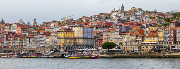 Ribeira District, Porto, Portugal, 2019