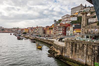 Ribeira District, Porto, Portugal, 2019