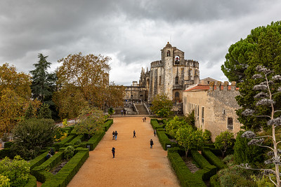 Convent of Christ (Church of the Kinghts Templar) , Tomar, Portugal, 2019