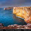 Europe - Portugal - Algarve Region - Cape St. Vincent - Cabo de