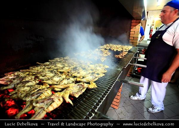 Portugal - Algarve - Piri Chicken - Guia - Capital of Piri Chicken - Famous Franguinho da Guia Restaurant