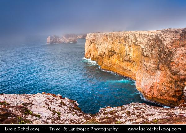 Europe - Portugal - Algarve Region - Cape St. Vincent - Cabo de