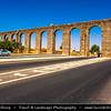 Portugal - Évora - Historical city in the Alentejo area - UNESC