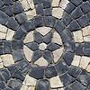 Portuguese pavement, calcada portuguesa