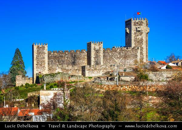 Europe - Portugal - Região Centro - Central Region - Sabugal - Castelo do Sabugal - Medieval Castle
