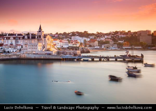 Europe - Portugal - Lisbon Surrounding - Estoril Coast - Cascais
