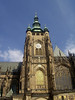 St. Vitus Cathedral tower