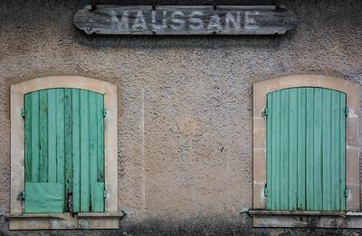 Maussane Station