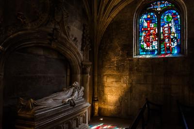 Crypt - Les Baux de Provence
