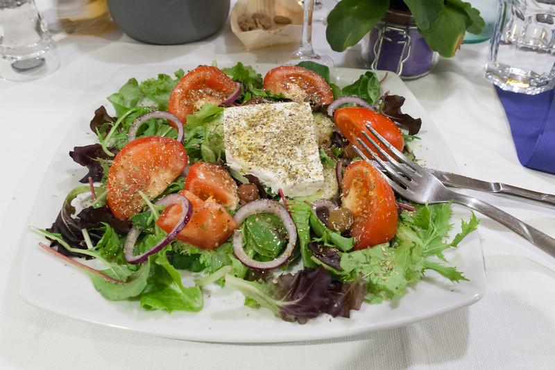 This Salad Was Delicious