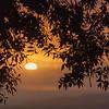 Sunrise in Orvieto