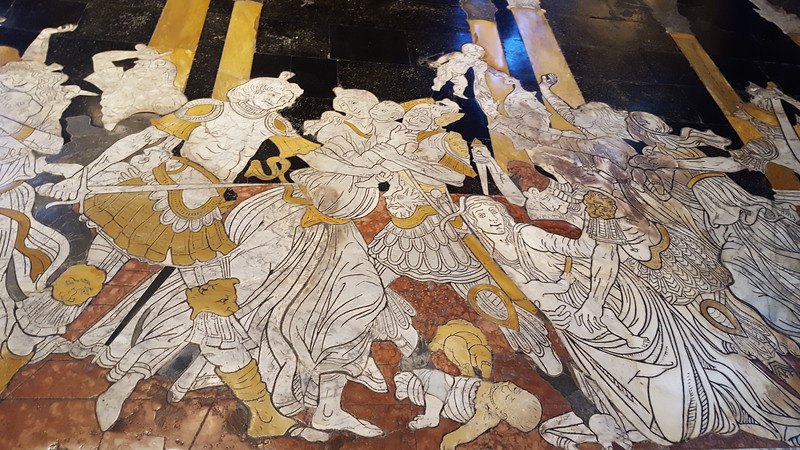 20190909_Siena Pavement Slaughter of the Innocents [dorwin]
