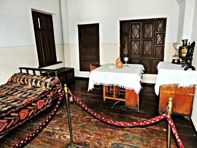 Bedroom in Stalin's Home