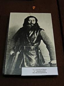 Georgian founder of Soviet KGB