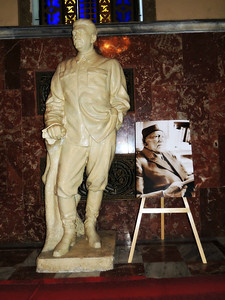 Statue of Joseph Stalin
