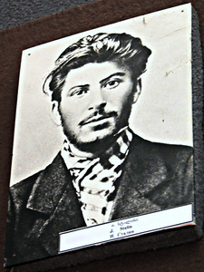 Stalin as a Young Man