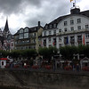 Boppard, Germany, on the Rhine River