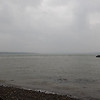 The River Shannon is extremely wide, especially after it turns into the Shannon Estuary, openng into the Atlantic Ocean.