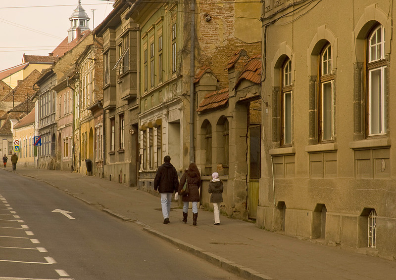 Sibiu became part of Romania after World War I, when Austria-Hungary was dissolved.