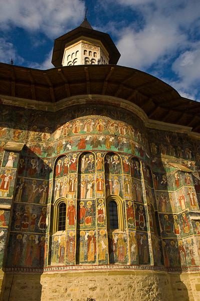 Lives of the saints, Sucevita