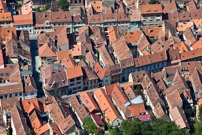 Brasov rooftops