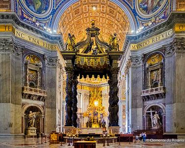 Papal Basilica of Saint Peter in Vatican City