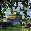 Castle de San Angelo, Vatican, Italy