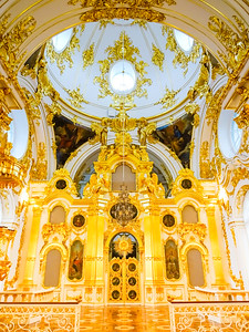 Cathedral of the Image of the Saviour Not Made by Hands (the Great Church of the Winter Palace)