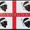 The Sardinian flag