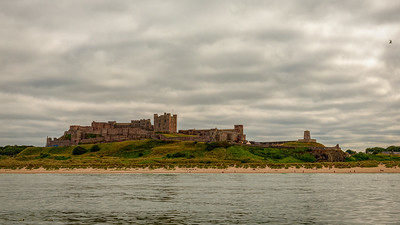 The Castle from the Sea