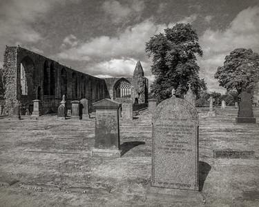 Graveyard and Palace Ruins