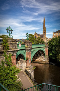 Bridge over the Kelvin