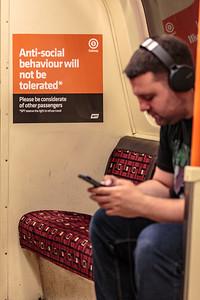 Acceptable Anti-Social Behavior
