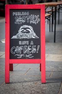 Feeling Slothy
