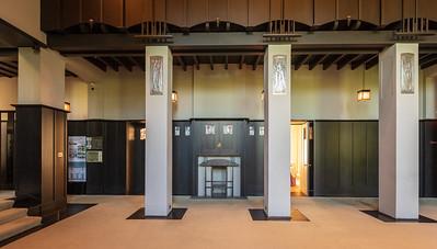 Interior, House for an Art Lover