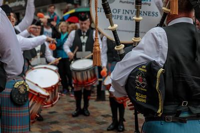 Inverness, Scotland, 2018