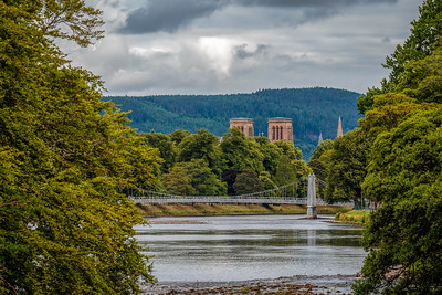 Along the River Ness