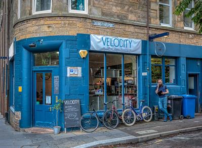 Velocity Coffee and Bikes