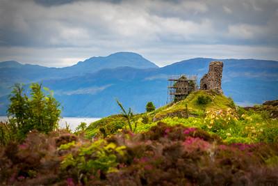 Kyleakin Castle