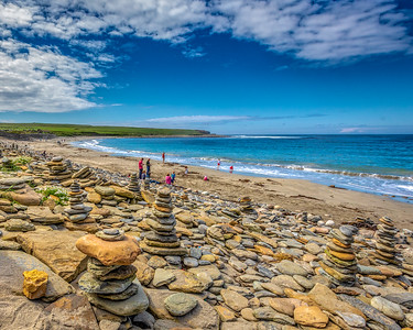Stacks and Cairns