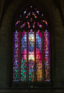 Contemporary Window, Paisley Abbey