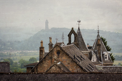 Spires, Chimneys, Monuments