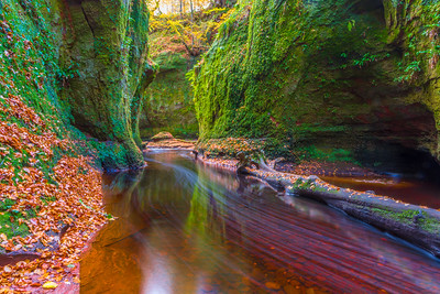 Devil's Pulpit, Scotland