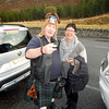 Robin, with our Scottish driver/guide.